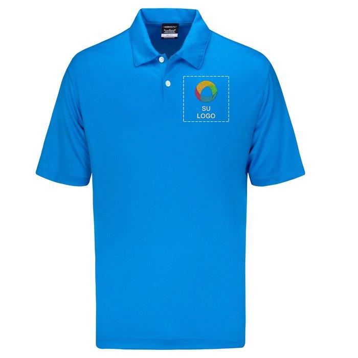 Camisa polo con tela Dri-FIT de textura granulosa para hombre de Nike® Golf 78e2364e33ed