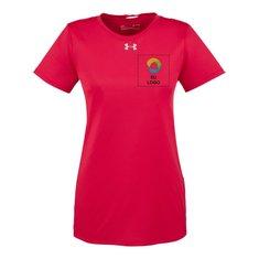 Camiseta Under Armour® Locker 2.0 para mujer