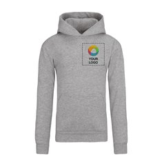 Port & Company® Youth Pullover Hooded Sweatshirt