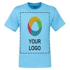 Camiseta juvenil de algodón Core para impresión por serigrafía de Port & Company®