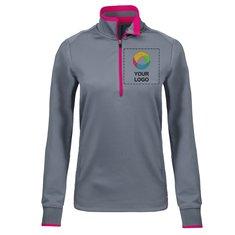 Nike® Golf Ladies Dri-FIT 1/2-Zip Cover-Up