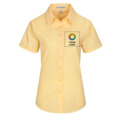 Port Authority® Ladies' Short Sleeve Easy Care  Shirt