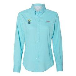 Columbia® Women's Tamiami™ II Long Sleeve Shirt