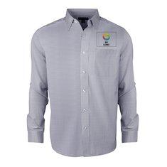 Camisa de vestir Elevate Hayden manga larga para hombre
