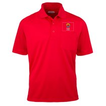 Elevate Pico Men's Short Sleeve Polo Shirt