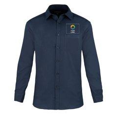 Camisa de vestir Sycamore de manga larga para hombre de Elevate™