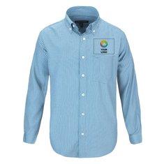 Elevate Brewar Men's Long Sleeve Dress Shirt