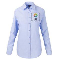 Chemise pour femme manches longues en oxford Tulare Elevate