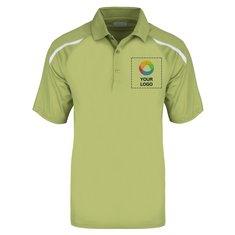 Elevate Nyos Men's Short Sleeve Polo Shirt