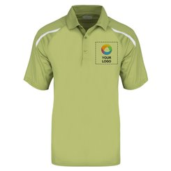 Elevate Nyos Men's Short Sleeve Polo Shirt
