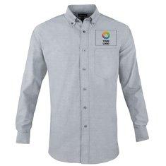 Elevate Tulare Men's Oxford Long Sleeve Dress Shirt