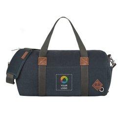 "Alternative® Basic 20"" Cotton Barrel Duffel Bag"