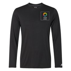 T-shirt à manches longues Core Performance Russell AthleticMD