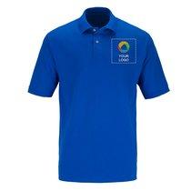 JERZEES® Ring-Spun Cotton Pique 6.5-Ounce Men's Short Sleeve Polo Shirt