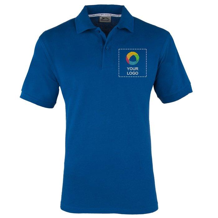Slazenger™ Forehand Men's Short Sleeve Polo Shirt