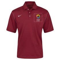 Nike® Golf Men's Dri-FIT Sport Swoosh Pique Polo