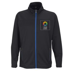 Brushed Back Micro-Fleece Full-Zip Jacket