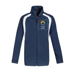 Sport-Tek® Youth Colorblock Raglan Jacket