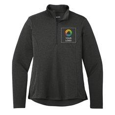 Sport-Tek Women's Quarter-Zip Pullover