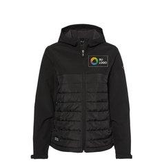 DRI DUCK® Women's Vista Soft Shell Puffer Jacket