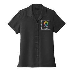 Chemise à manches courtes pour femme Performance PortAuthority