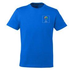 Camiseta deportiva PUMA® Essential con logotipo para adulto