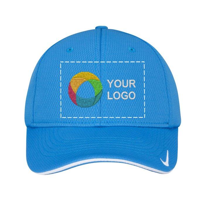 75f8d4a33a040 Nike Golf - Dri-FIT® Mesh Swoosh Flex Sandwich Cap