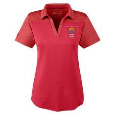 Under Armour® Ladies' Corporate Colorblock Polo