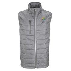 Vantage Men's Apex Compressible Quilted Vest