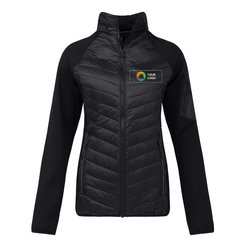 Elevate Women's Banff Hybrid Insulated Jacket