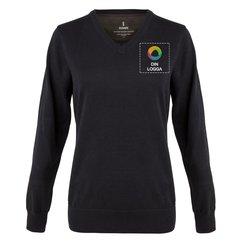 Elevate™ Spruce tröja med V-ringning i dammodell