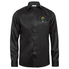 Tee Jays® Luxury Comfort Fit langærmet oxfordskjorte