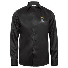 Tee Jays® Luxury Comfort Fit långärmad oxfordskjorta