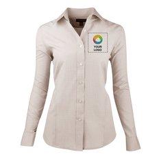 Elevate Hayden Women's Long Sleeve Dress Shirt