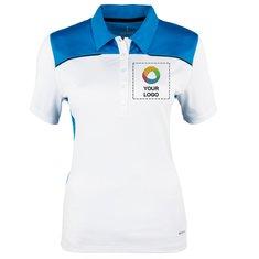 Elevate Martis Women's Short Sleeve Polo Shirt