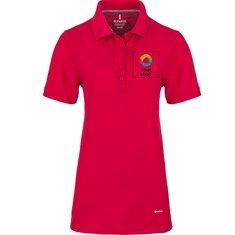 Elevate Barela Women's Short Sleeve Polo Shirt