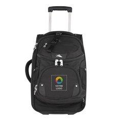Valise à roulettes High Sierra® de 22po avec sac à dos amovible