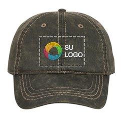 Gorra de estampado de pigmentos envejecidos de Port Authority®