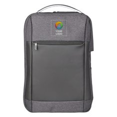 "Zoom™ Slim Security Friendly 15"" Laptop Backpack"