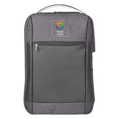 Zoom™ Slim door de beveiliging toegestane laptoprugzak 15 inch