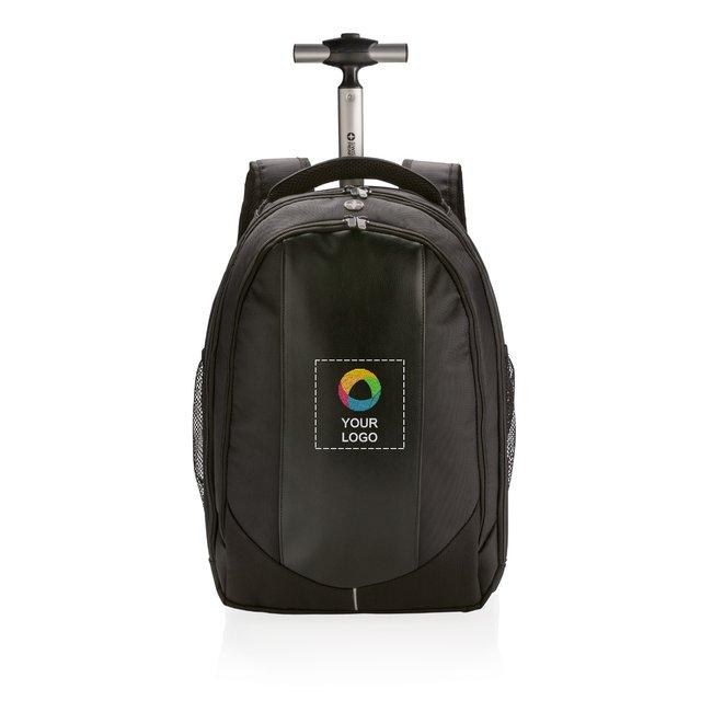 Swiss Peak® ryggsäck och rullväska i ett e78b11d64ed51