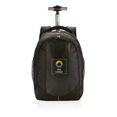 Swiss Peak® ryggsäck och rullväska i ett