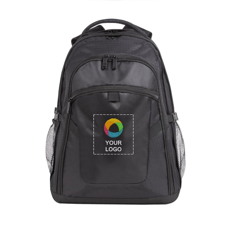 photo relating to Printable Backpacks identified as Advertising and Tailor made Standard Backpacks · Promotique by means of