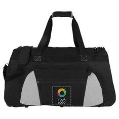 Excel 26-Inch Wheeled Travel Duffel Bag