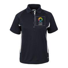 Elevate Mitica Women's Short Sleeve Polo Shirt