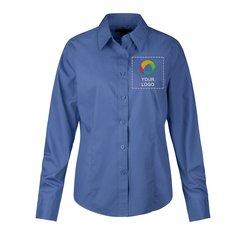 Elevate Preston Women's Long Sleeve Dress Shirt