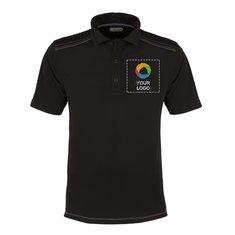 Elevate Dunlay Men's Short Sleeve Polo Shirt