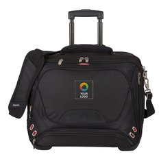 elleven™ Checkpoint-Friendly Wheeled Compu-Case
