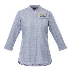 Camisa Huntington de mangas tres cuarto para mujer de Elevate™