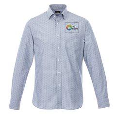 Camisa Huntington de manga larga para hombre de Elevate™